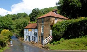 Yorkshire Holiday Cottage Staithes