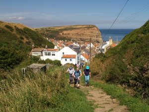 Last Minute Holiday Cottage in Staithes. Late availability