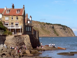 Cottages in North Yorkshire Staithes
