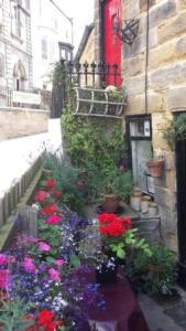 Staithes Beaumont House Garden Compressed