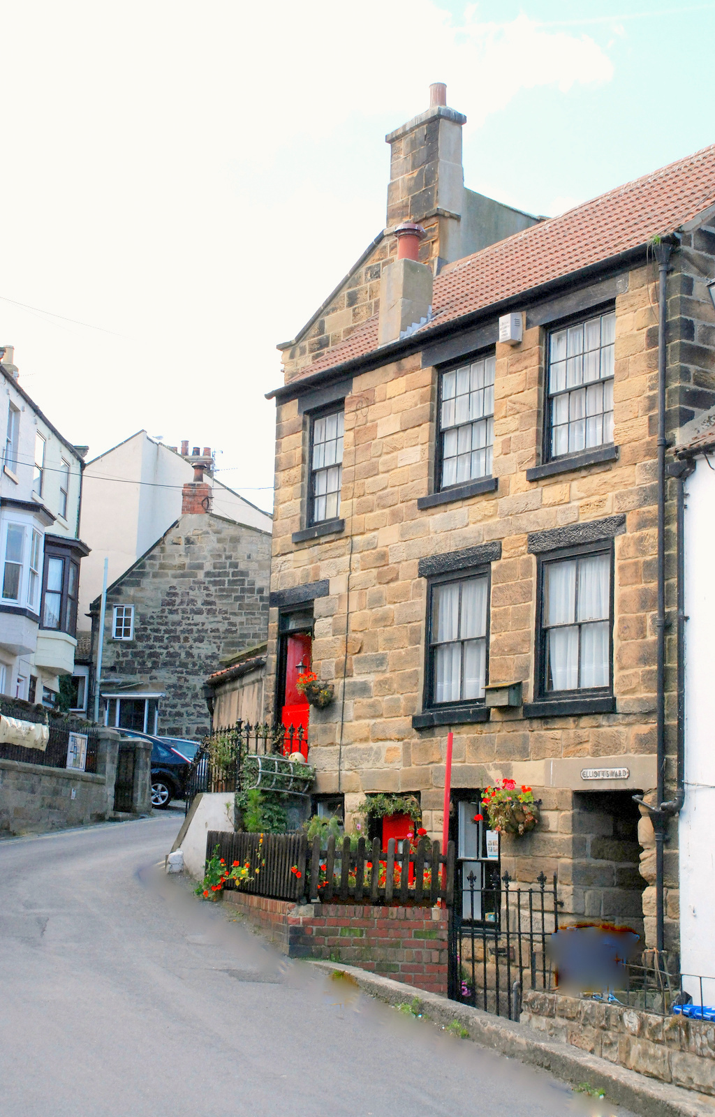 Holiday let in Staithes Cottage in Staithes