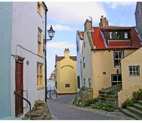 holiday cottages for rent in Yorkshire. Yorkshire coast Staithes